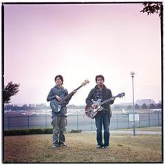 カクバリズム移籍後初のアルバム「magic hour」(2008年1月)発表時のキセル。