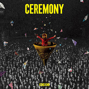 King Gnu「CEREMONY」初回限定盤