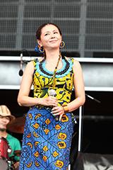 小泉今日子(氣志團万博2012より)
