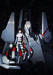 テレビアニメ「シドニアの騎士」メインビジュアル