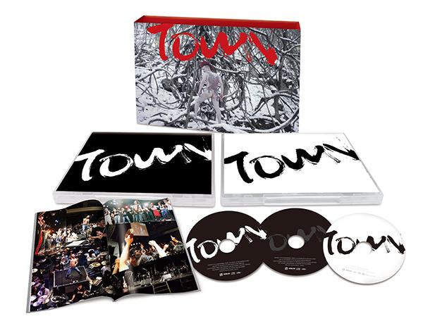 清 竜人TOWN「TOWN」初回限定盤