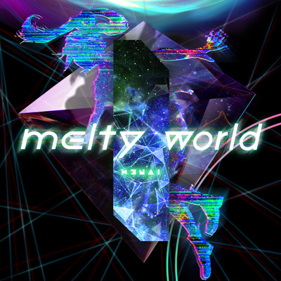 Kizuna AI(キズナアイ)「melty world (Prod. TeddyLoid)」