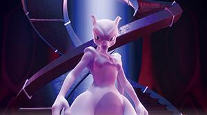 「ミュウツーの逆襲 EVOLUTION」より。©Nintendo・Creatures・GAME FREAK・TV Tokyo・ShoPro・JR Kikaku ©Pokémon ©2019 ピカチュウプロジェクト