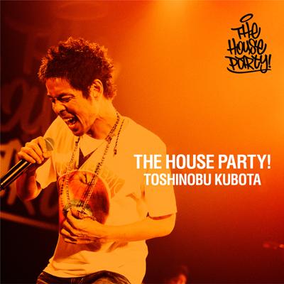 久保田利伸「3周まわって素でLive! ~THE HOUSE PARTY!~」初回限定盤