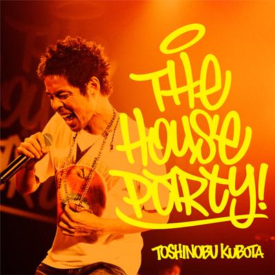 久保田利伸「3周まわって素でLive! ~THE HOUSE PARTY!~」通常盤