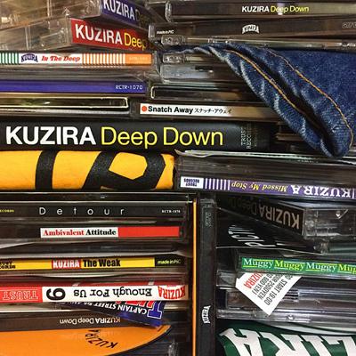 KUZIRA「Deep Down」