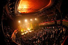 2月10日 フランス パリ・La Cigale公演の様子(撮影:石井亜希)