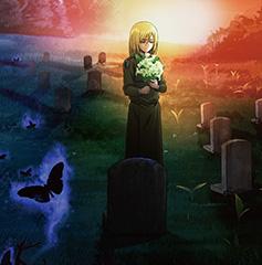 Linked Horizon「楽園への進撃」チェンジングジャケット(クリスタ→ヒストリア ver.)