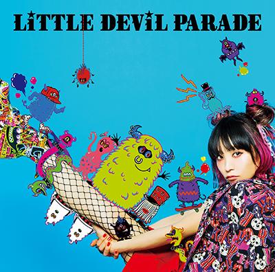 LiSA「LiTTLE DEViL PARADE」DVD付き初回限定盤 [CD+DVD]