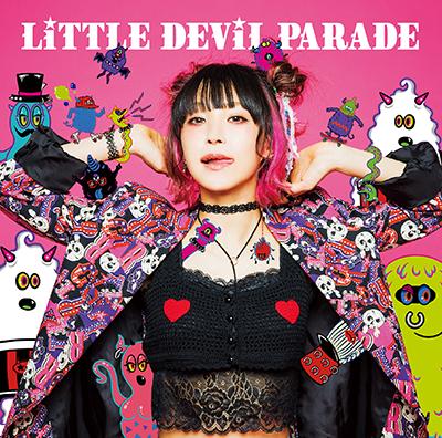 LiSA「LiTTLE DEViL PARADE」通常盤 [CD]