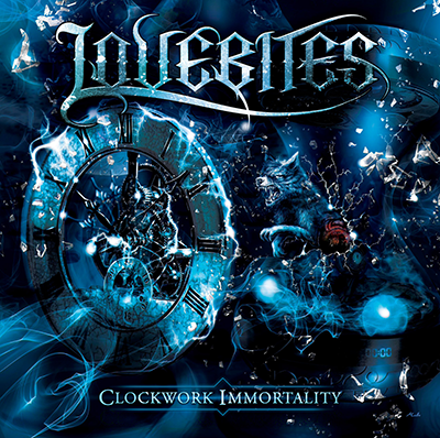 LOVEBITES「CLOCKWORK IMMORTALITY」完全生産限定盤A