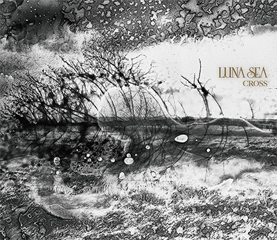 LUNA SEA「CROSS」初回限定盤A