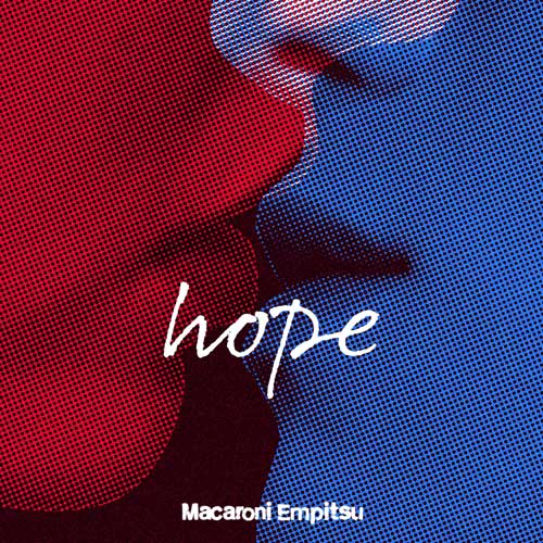 マカロニえんぴつ「hope」初回限定盤