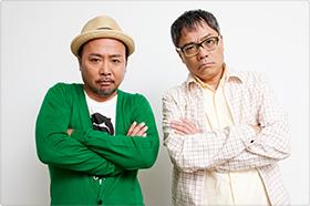 マキタスポーツ / 真矢(LUNE SEA)