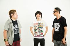 左から、吉田豪、成田大致、カンパニー松尾。