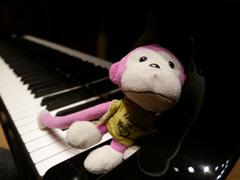 「First Piano」「Anison Piano」のレコーディングの模様