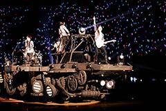 「NOWHERE World Tour」台湾公演の様子。