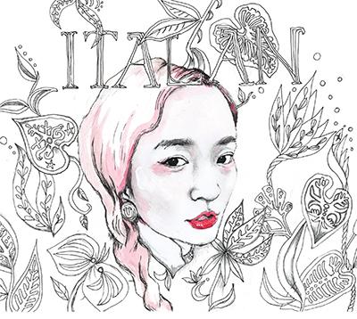 安藤裕子「ITALAN」限定盤