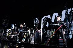 2016年1月21日に東京・EX THEATER ROPPONGIで開催されたワンマンライブ「METALIVE 2016」の様子。(撮影:山内聡美)