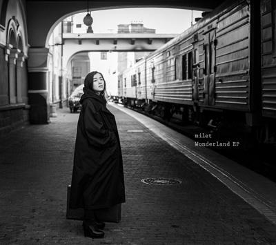 milet「Wonderland EP」初回限定盤