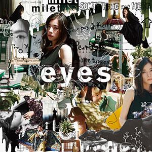 milet「eyes」初回限定盤B