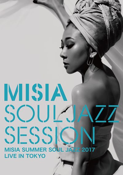 MISIA「MISIA SOUL JAZZ SESSION」DVD盤