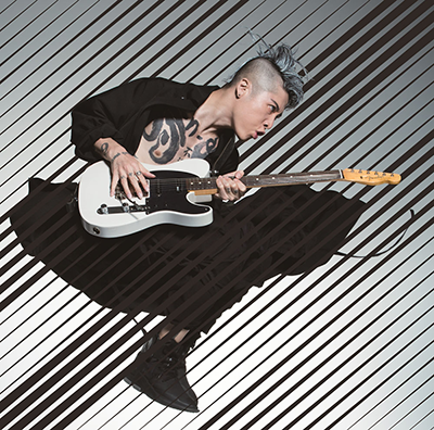 MIYAVI「SAMURAI SESSIONS vol.2」通常盤