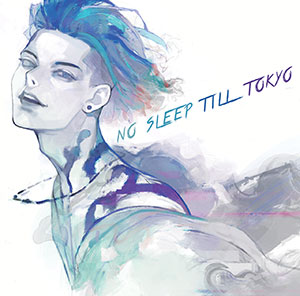 MIYAVI「NO SLEEP TILL TOKYO」通常盤