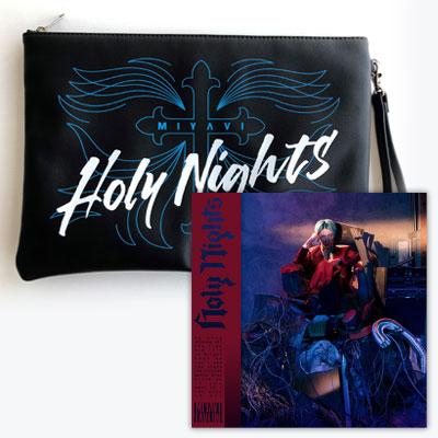 MIYAVI「Holy Nights」UNIVERSAL MUSIC STORE限定盤