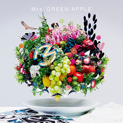 Mrs. GREEN APPLE「5」通常盤