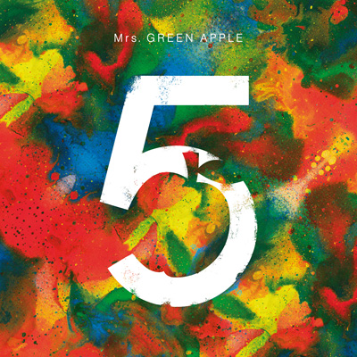 Mrs. GREEN APPLE「5 COMPLETE BOX」