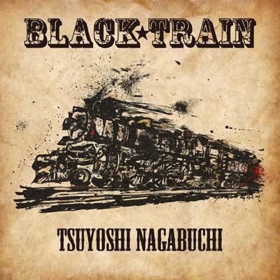 長渕剛「BLACK TRAIN」初回限定盤