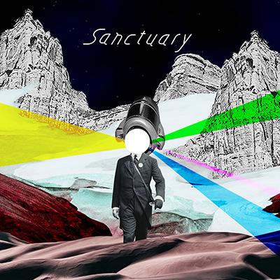 中田裕二「Sanctuary」初回限定盤