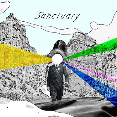 中田裕二「Sanctuary」通常盤