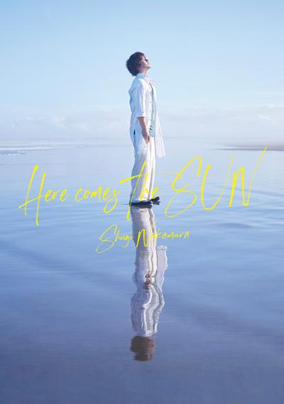仲村宗悟「Here comes The SUN」初回限定盤