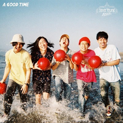 never young beach「A GOOD TIME」通常盤