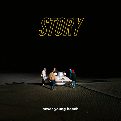 never young beach「STORY」通常盤