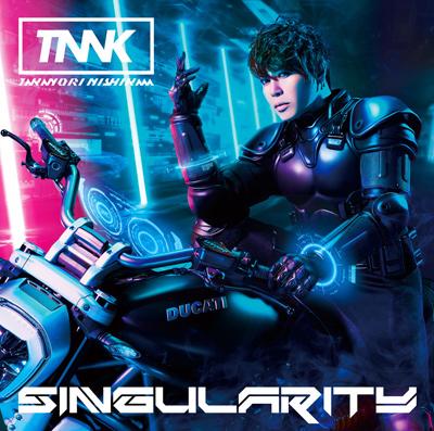 西川貴教「SINGularity」初回限定盤