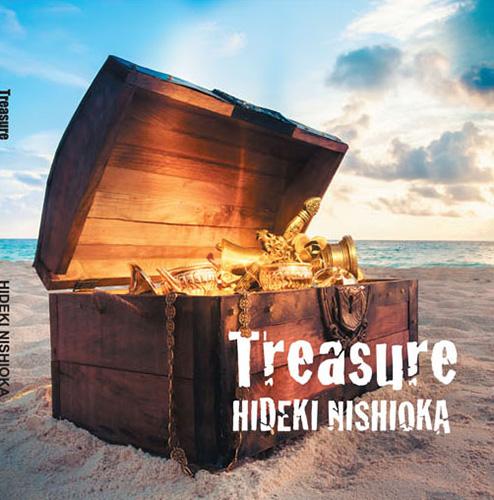 西岡秀記「Treasure」初回限定盤