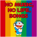 NO MUSIC, NO LIFE. SONGS 初回盤/通常盤