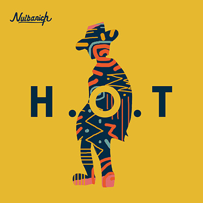 Nulbarich「H.O.T」初回限定盤