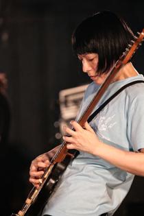 田渕ひさ子(G)