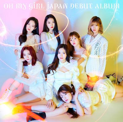 OH MY GIRL「OH MY GIRL JAPAN DEBUT ALBUM」初回限定盤B