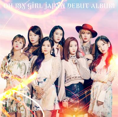 OH MY GIRL「OH MY GIRL JAPAN DEBUT ALBUM」通常盤