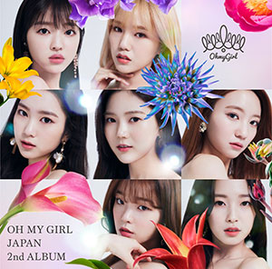 OH MY GIRL「OH MY GIRL JAPAN 2nd ALBUM」通常盤