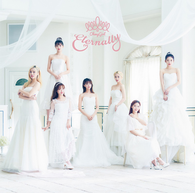 OH MY GIRL「Eternally」通常盤