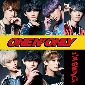 ONE N' ONLY「I'M SWAG」TYPE-A