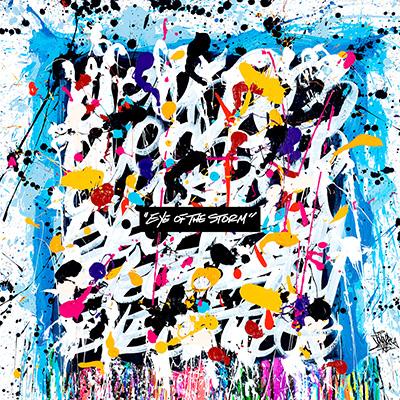 ONE OK ROCK「Eye of the Storm」初回限定盤