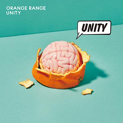 ORANGE RANGE「UNITY」初回限定盤