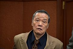 映画「アウトレイジ 最終章」より、西田敏行演じる西野。